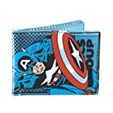 Captain America Bi-fold Wallet