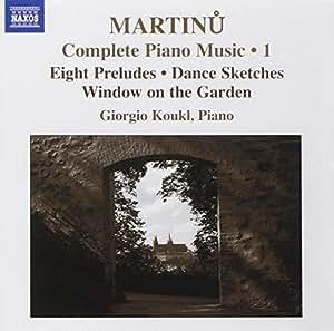 Complete Piano Music Vol.1