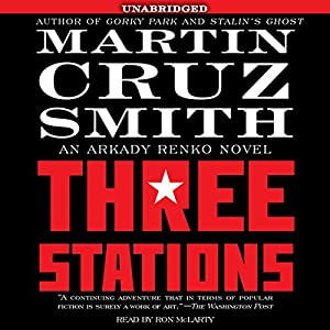 Three Stations Audiobook