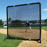 7'H x 7'W Protector™ Series Square Protective Screen for Baseman by JUGS SPORTS