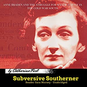 Subversive Southerner Audiobook