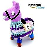 Fortnite Loot Supply Llama Plush Stuffed Toy Doll, Figures Video Game, Soft Troll Stash Animal Alpaca Gift (Tamaño: S)