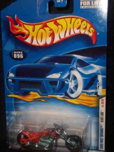 2000 First Editions -#36 Blast Lane 2001 Card 2000 On Card #2000-96 Collectible Collector Car Mattel Hot Wheels