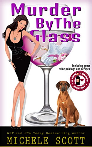 Image of Murder by the Glass (A Wine Lover's Mystery Book 2)