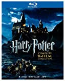 51O4M8v539L. SL160  Harry Potter: The Complete 8 Film Collection [Blu ray]