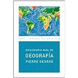 Diccionario de Geografía (Ed. Económica) (Diccionarios Enseñanza)