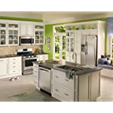 Frigidaire Gallery Stainless Steel 4 Piece Appliance Package #205