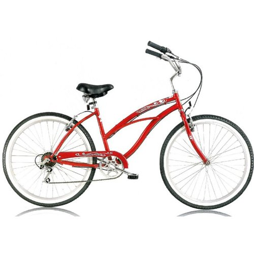 Pantera 7 speed 26 Women's Beach Cruiser Bike
