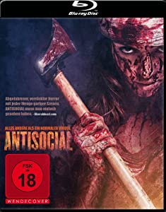 Antisocial [Blu-ray]