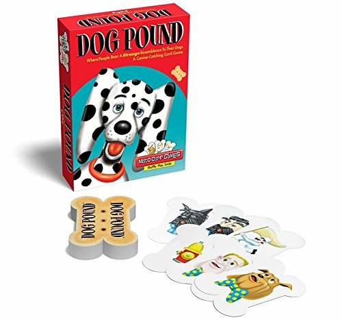Dog Pound Card Game