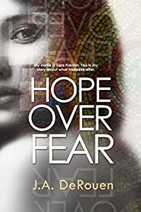 Hope Over Fear by J.A. DeRouen ebook deal