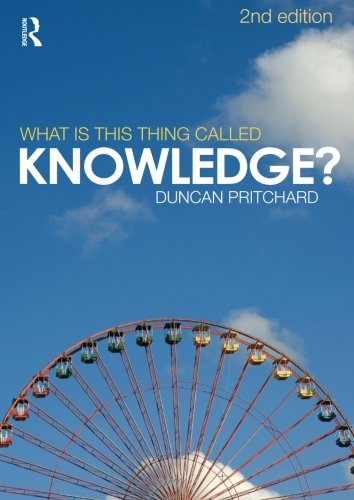 What is this thing called Knowledge?, Pritchard, Duncan