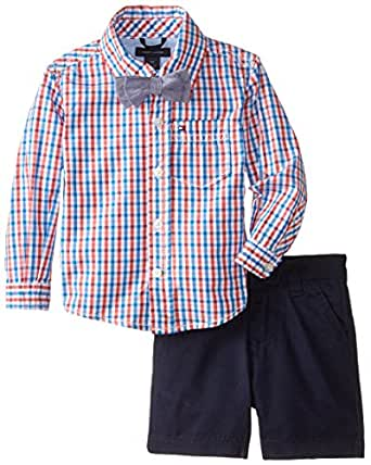 Amazon Tommy Hilfiger Baby Boys Newborn Long Sleeve