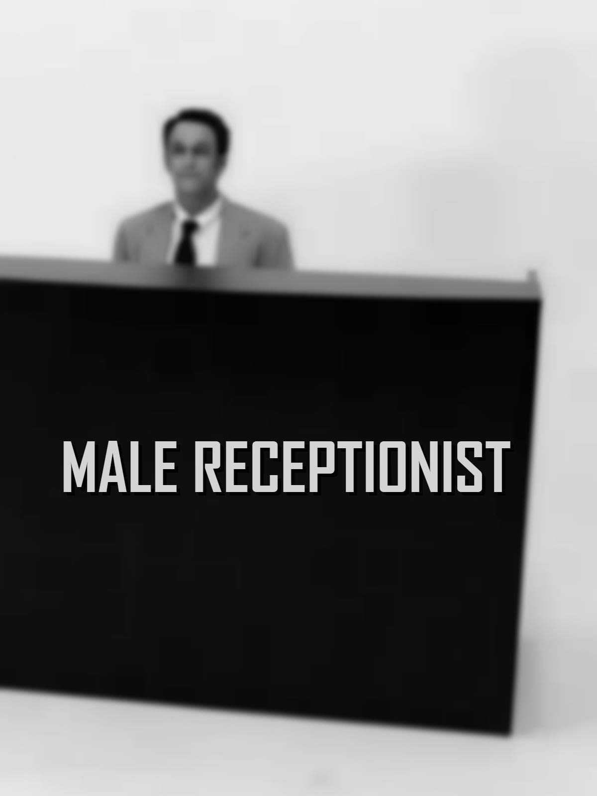 Male Receptionist on Amazon Prime Video UK