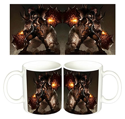 Doom 3 The Lost Mission Tazza Mug