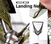 "Trakker EQ Carbon 42"" Carp Fishing Landing Net Green by Trakker"