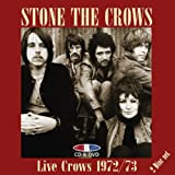Live Crows 1972 - 73 (W/Dvd)