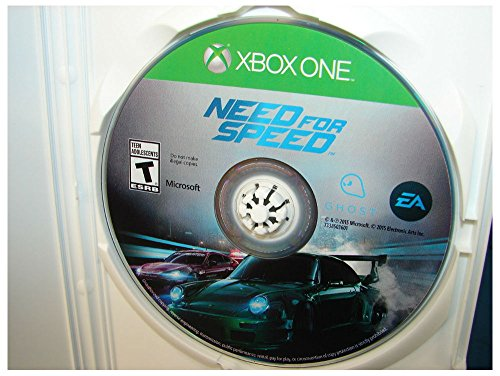 NEED FOR SPEED (XBOX ONE) DISC ONLY! ****BRAND NEW*** (Nfl Head Coach Ps3 compare prices)
