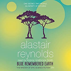 Blue Remembered Earth Audiobook