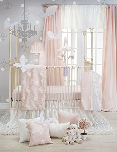 Sweet Potato Lil' Princess 3 Piece Set, Pink/Cream/Ivory
