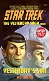 Yesterday's Son (Star Trek: The Original Series Book 11)