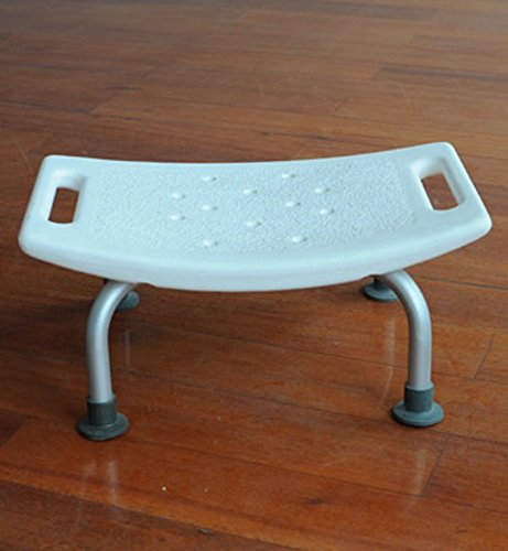 Medmobile 174 Portable Aluminum Bathtub Shower Seat Seniors