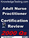 img - for Adult Nurse Practitioner Certification Review (Certification for Nurse Practitioners) book / textbook / text book