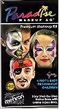 Child Paradise Makeup Kit Mehron Make Up Kit Paradise Make Up Kit 8C