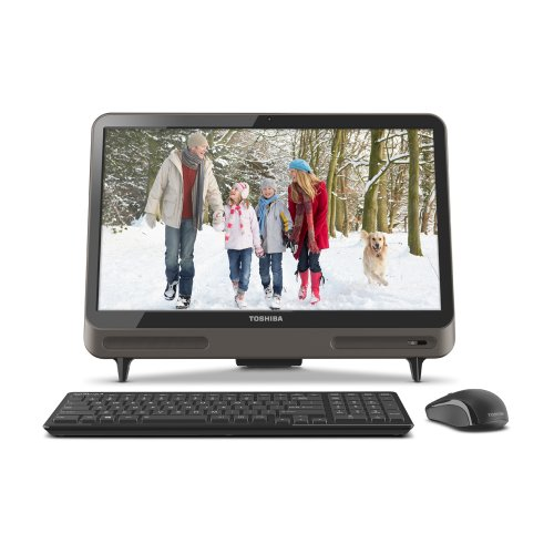 Toshiba LX815-D1310 21.5-Inch All-in-One Desktop