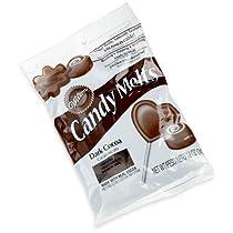 Wilton Dark Candy Cocoa Melts 12-Ounce