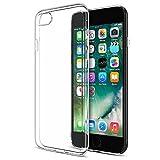 """BRG iPhone 7 Plus 保護 ケース TPU 衝撃吸収バンパー 擦り傷防止 透明 カバー クリアバック アイフォン7プラス 5.5""""インチ用( iPhone7 Plus クリア )"""