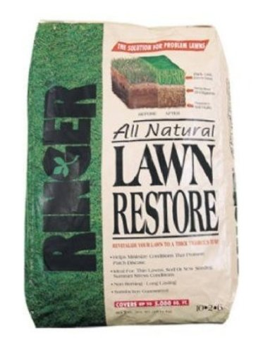 Ringer All Natural Lawn Restore 10-2-6 OMRI Listed - 42 lb. 9328 (Discontinued by Manufacturer)