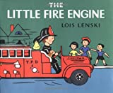 Lois Lenski Little Fire Engine, the (Lois Lenski Books)