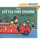 The Little Fire Engine: Lois Lenski: 9780375810701: Amazon