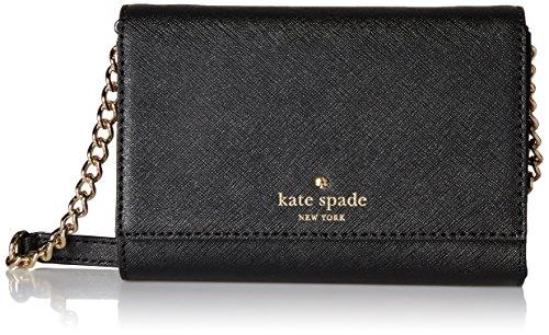 kate spade new york Cedar Street Cami Cross Body Bag, Black, One Size