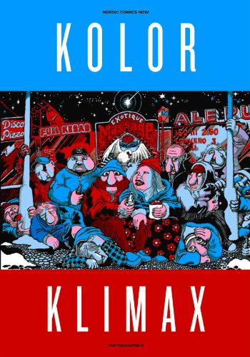 Kolor Klimax Nordic Comics Now