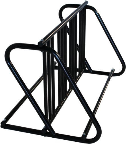 Hollywood Racks Dual Use 4-8 Bike Commercial Parking Rack