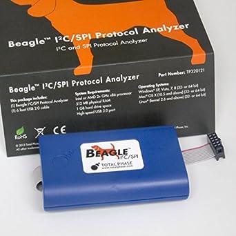 Beagle I2CSPI Protocol...