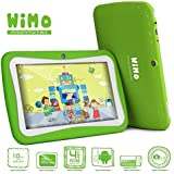 ProntoTec 7 inch WiMo C72R Android Tablet PC for Kids,Android 4.4 KitKat OS, Dual Core RK3026 Cortex A9 CPU Dual Cameras 4GB, Wi-Fi (Green)