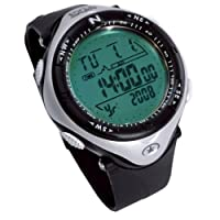 Pyle Sports PAW1 Outdoor Digital Watch with Altimeter, Compass, Stop Watch, Barometer and Perpetual Calendar by Pyle Sports
