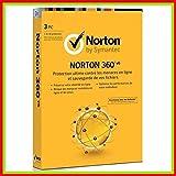 Norton 360 V6 en boite - (3 postes, 1 an) - mise à jour version la version 2014 après installation sur le PC - version française - compatible XP / Vista / Seven / 7 - Permet la mise à jour vers la version 2014 après installation de la version 6 sur le PC