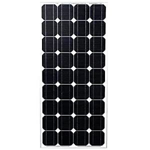 100Watt 100W Solarpanel 12Volt MONOKRISTALLIN from JWS