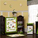 Kids Line 8 Piece Crib Bedding Set Cute As A Bug