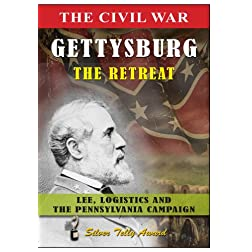 Retreat From Gettysburg  - The Retreat