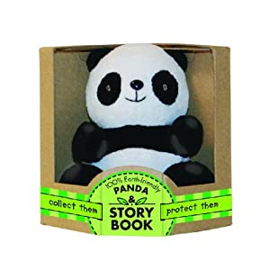 Storybook and Plush Box Sets: Little Panda