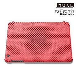IRUAL MESH SHELL CASE for iPad mini - Pink