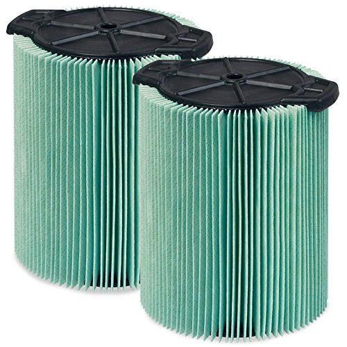 Workshop Wet/Dry Vacs Ws23200F2 Media Filter For Shop Vacuum, 5 To 16-Gallon front-12070