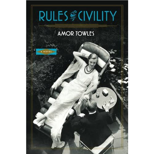amor towles. amor towles. Image: Rules of Civility: A Novel: Amor Towles