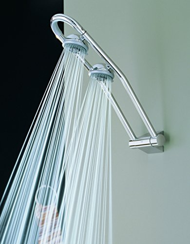 Grohe 27007000 Freehander® Shower System with Concealed Fitting
