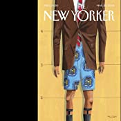 The New Yorker (March 24, 2008) | [Hendrik Hertzberg, George Saunders, Jill Lepore, Ben McGrath, David Sedaris, Nancy Franklin, David Denby]